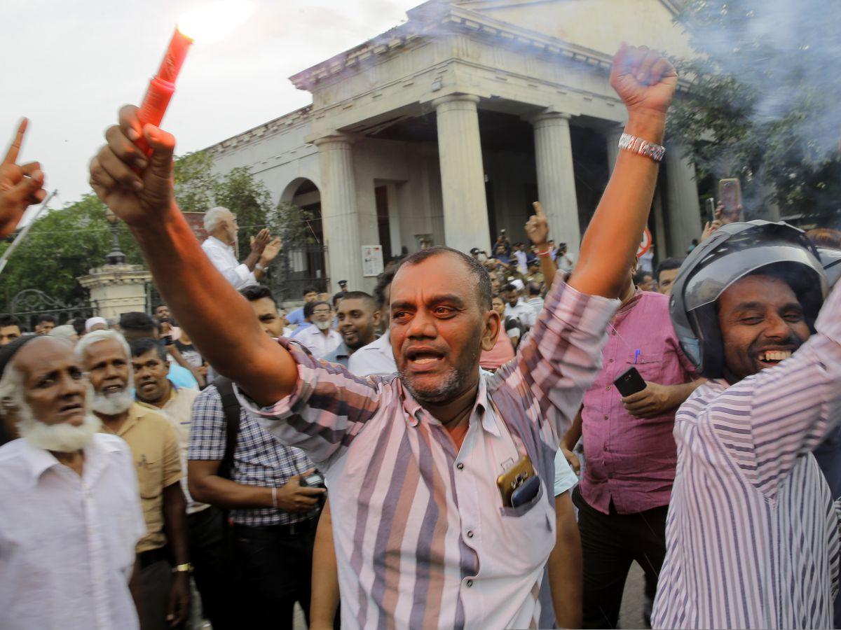 Sri Lanka's Supreme Court says president's actions unlawful