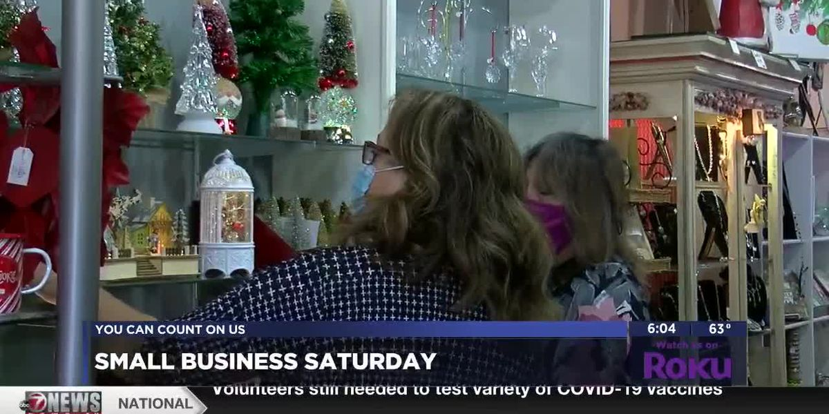 Local businesses, vendors prepare for Small Business Saturday