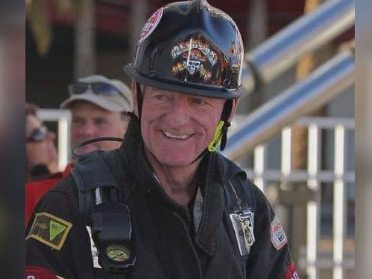 Altus firefighter remembered for impact on friends, community