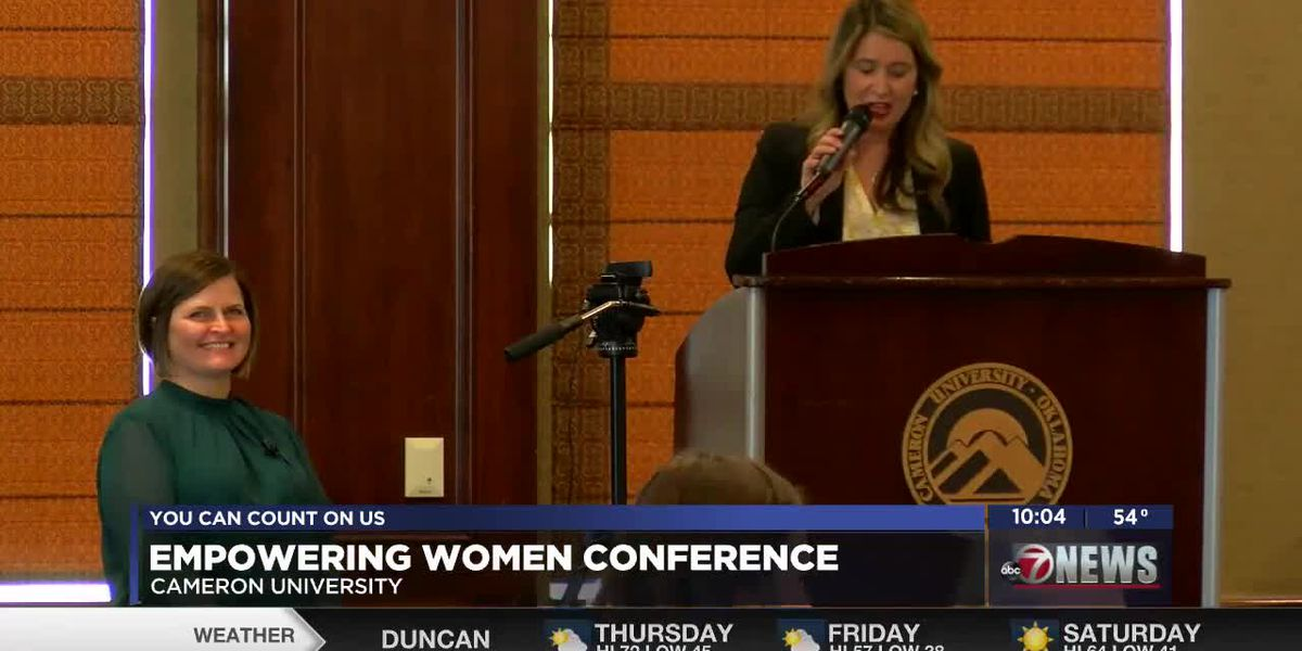 CU held Empowering Women in Leadership and STEM conference