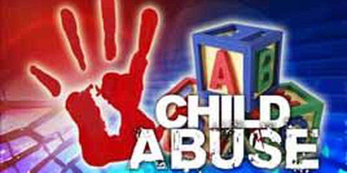 OK man arrested after shaking 10-week-old foster child