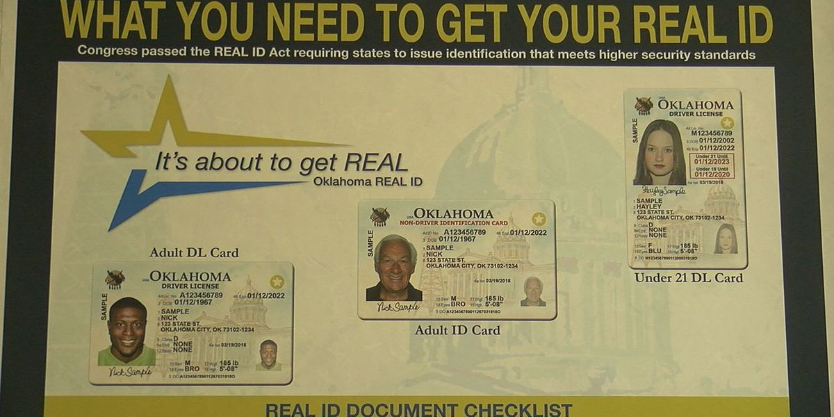 REAL ID now available at Comanche County Tag Agency