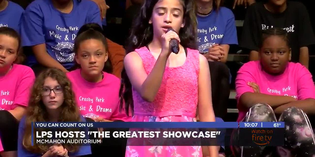 LPS hosts their annual elementary student showcase