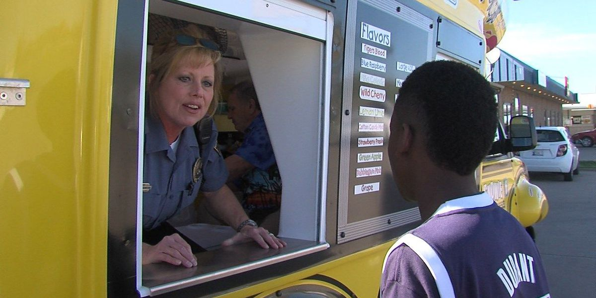 Lawton police officers, church join forces to educate kids