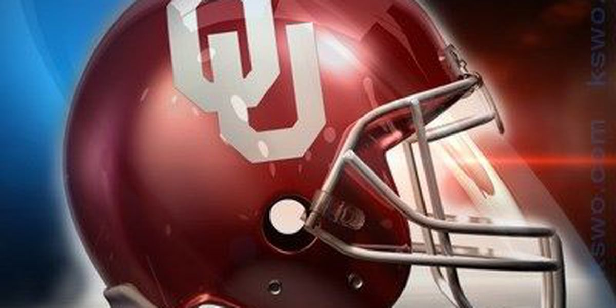 No. 15 Oklahoma beats No. 23 West Virginia 44-24