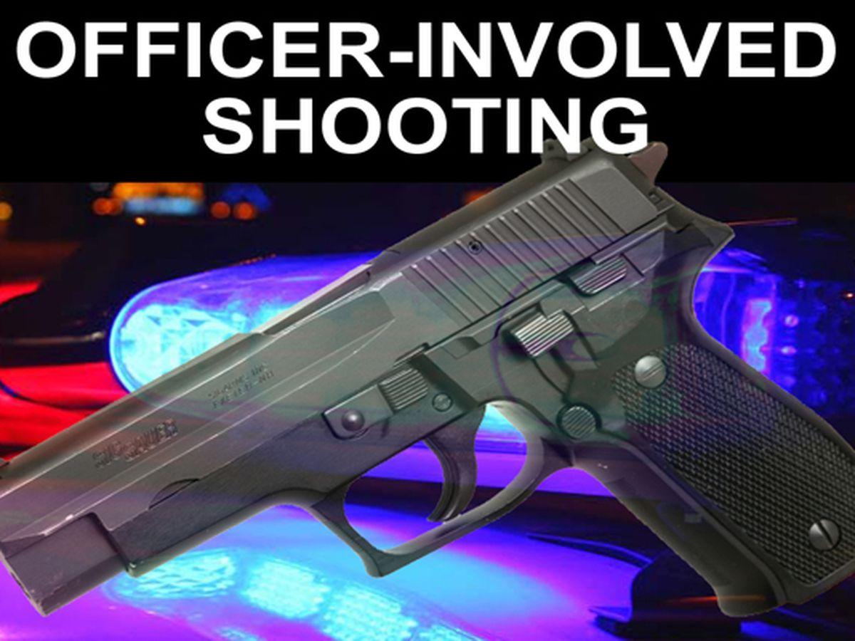Authorities: Oklahoma officer shoots man who stabbed him