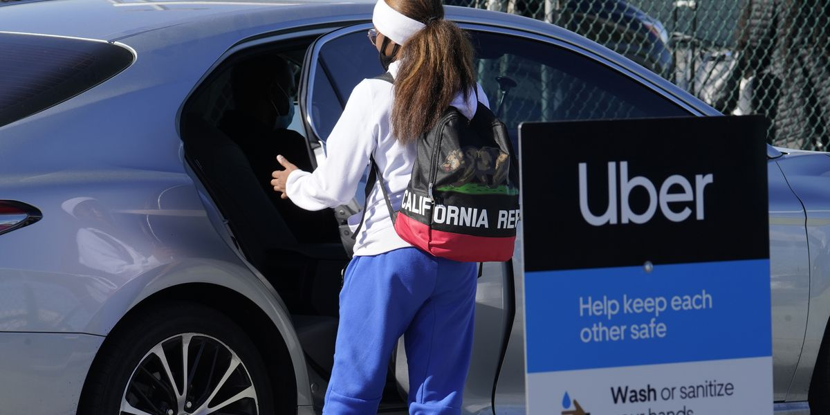 Drivers wanted: Record demand at Uber as vaccinations rise