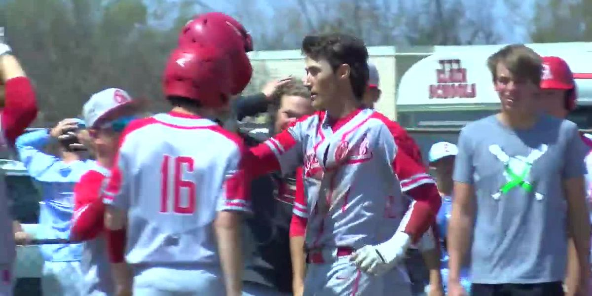 Elgin bats come alive late in 13-6 win over Ada