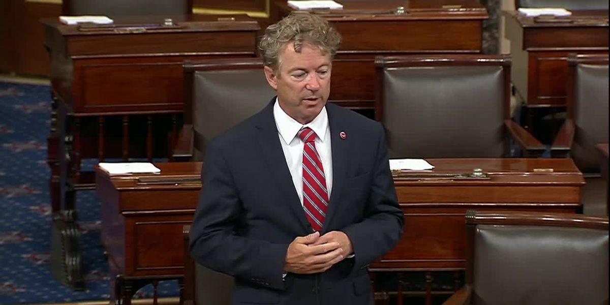 Rand Paul halts funding bill for 9/11 responders