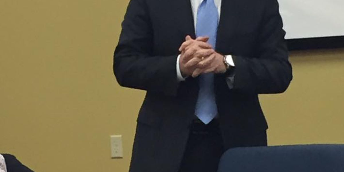 EPA's Scott Pruitt attends town hall in Guymon