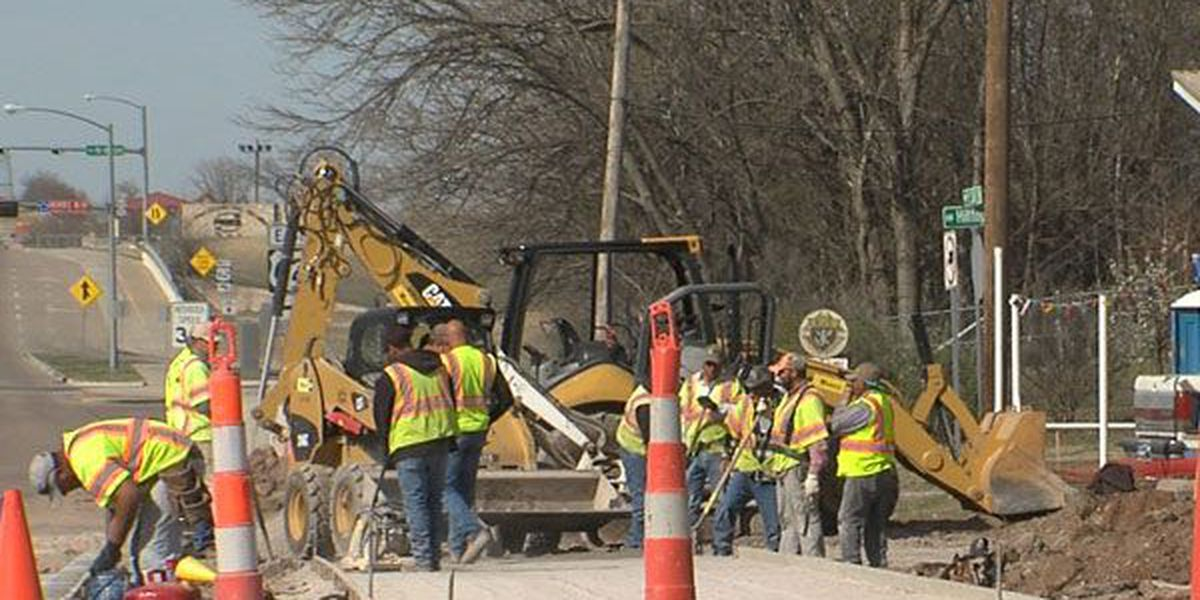 Side street to close during bike path construction