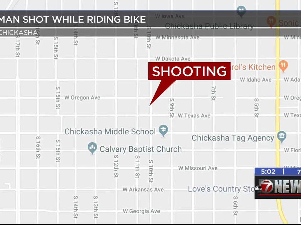 Chickasha Police investigating shooting