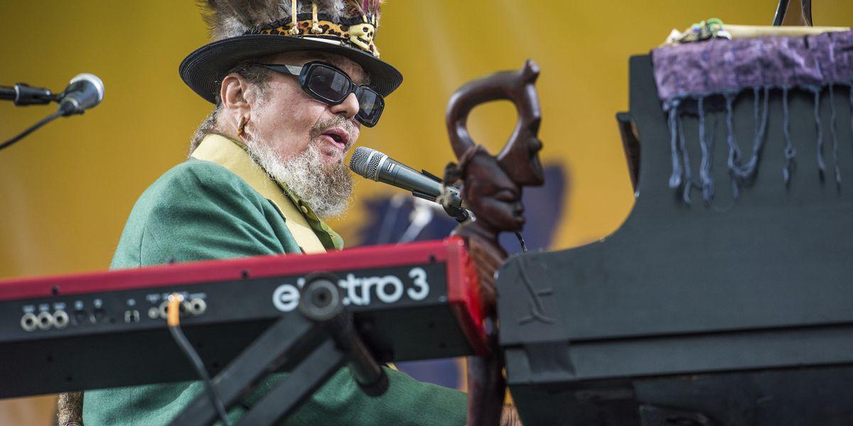 New Orleans musician Dr. John dies at 77