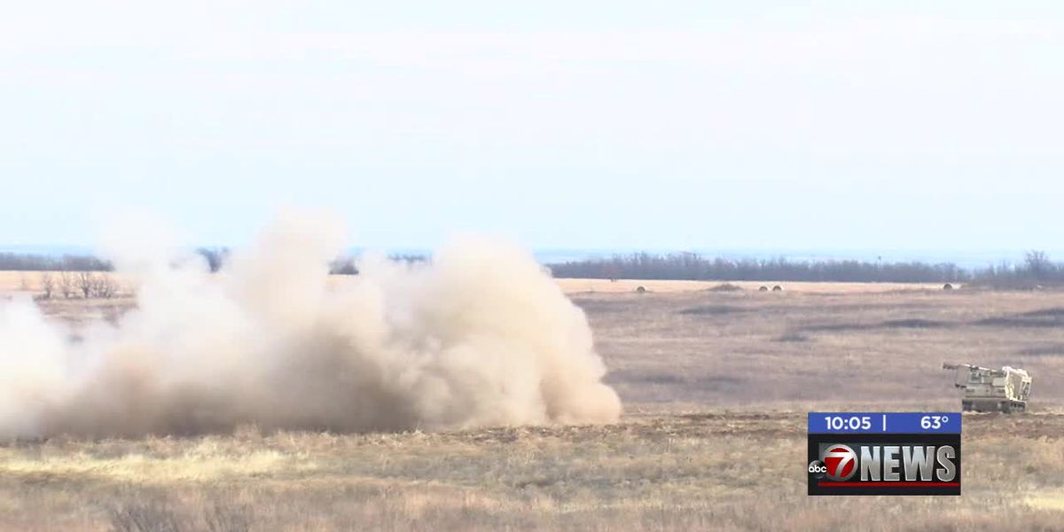 Live fire exercise prepares soldiers for combat