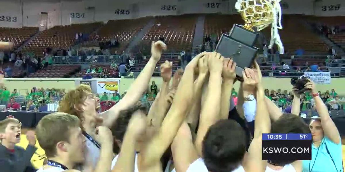 Duke holds off late Leedey charge to win Class B State Championship