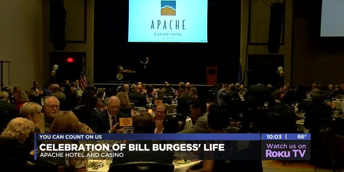 The family of Bill Burgess Jr. celebrated his legacy during AUSA banquet