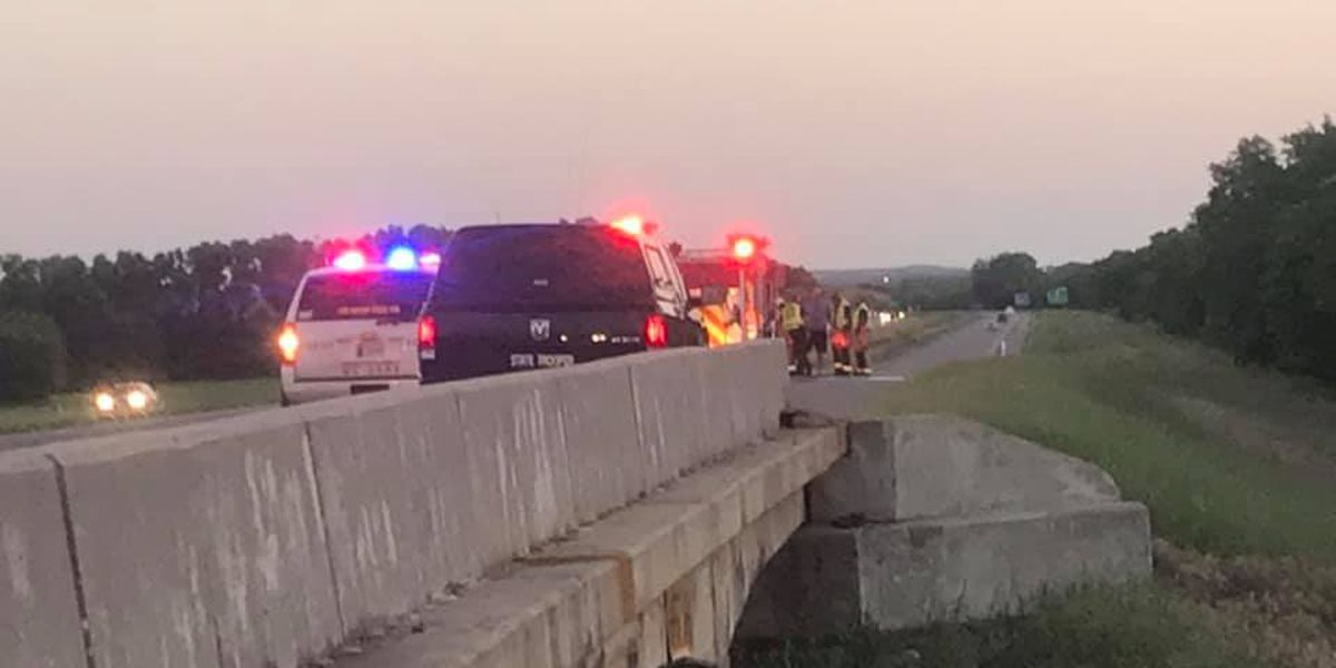 UPDATE: OHP releases more details in early morning fatality incident on I-44