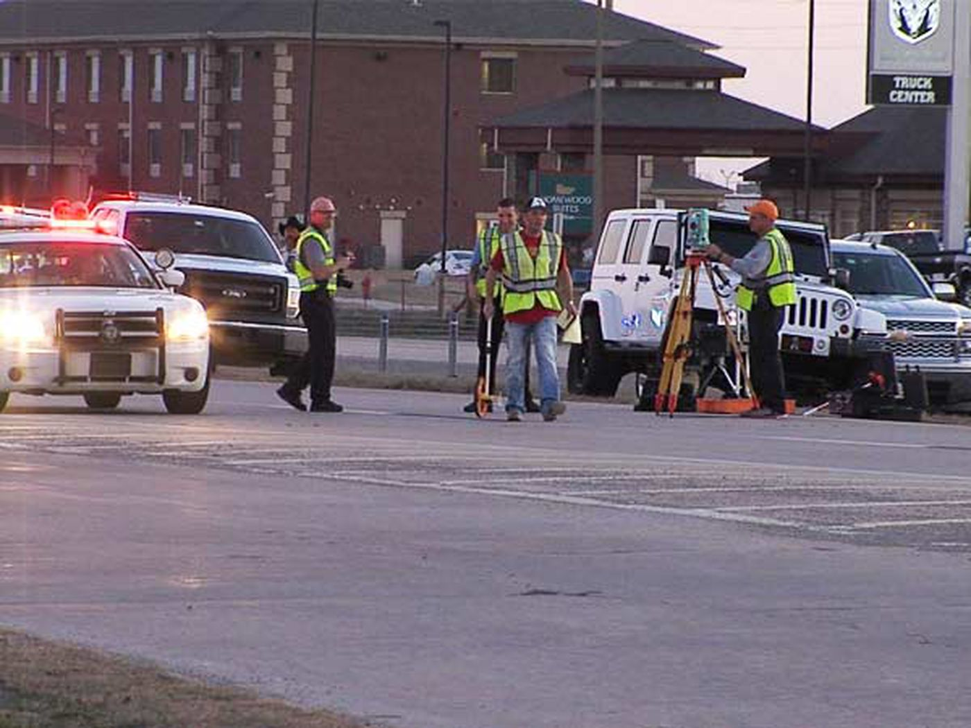 Woman hit by car dies from injuries