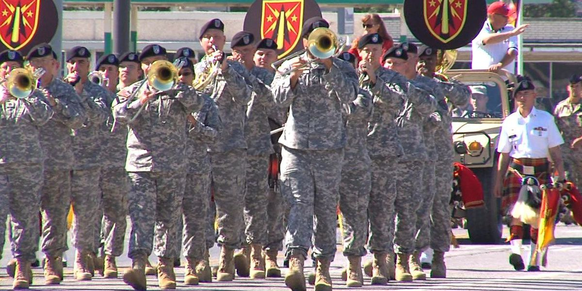 """77th Army Band presents """"A Salute to Veterans"""" on Nov 12"""