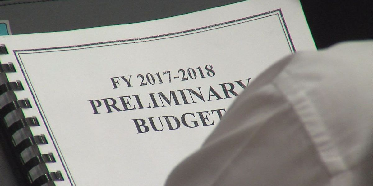 Lawton City Council debates 2.2% utility bill increase with budget