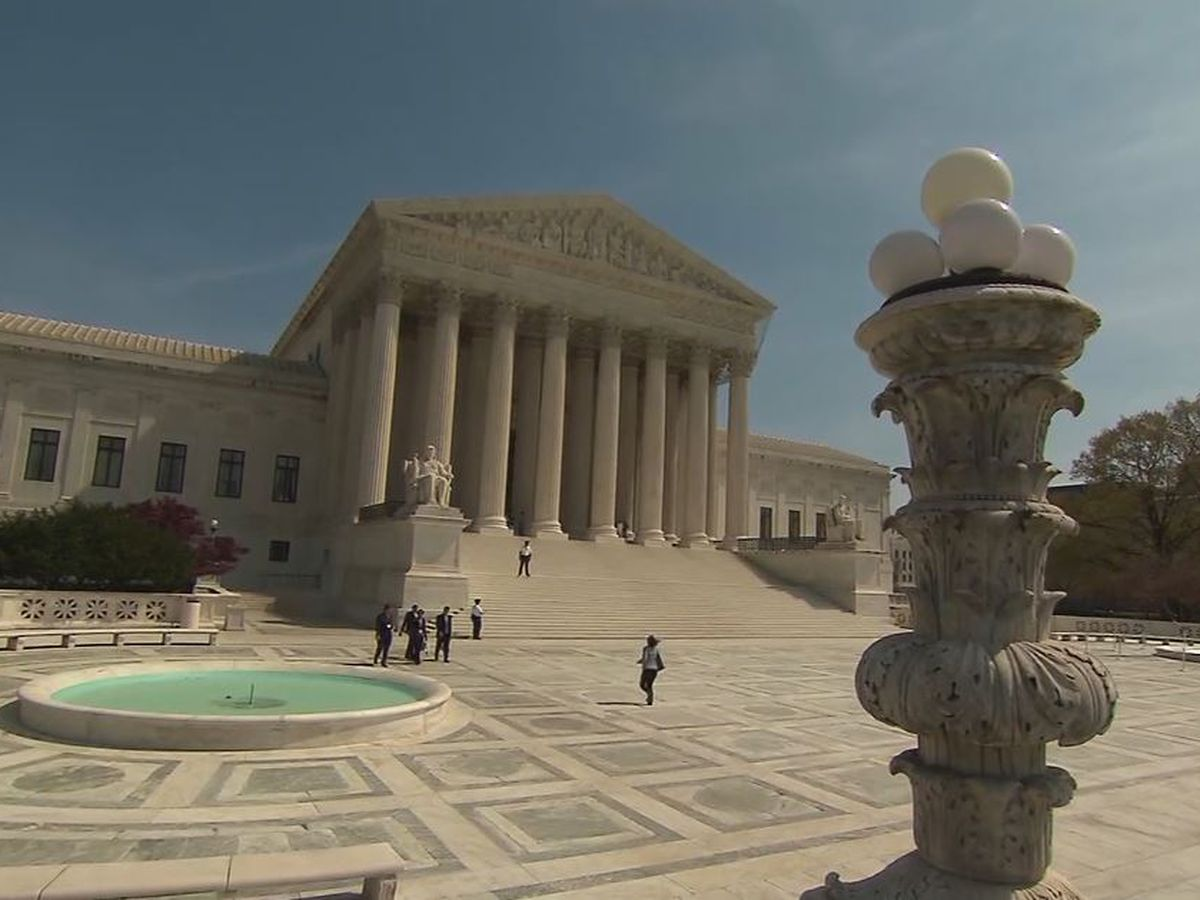 Justices rule swath of Oklahoma remains tribal reservation