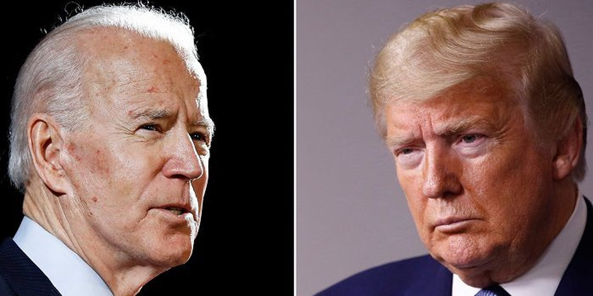 Biden, Trump face off in first presidential debate