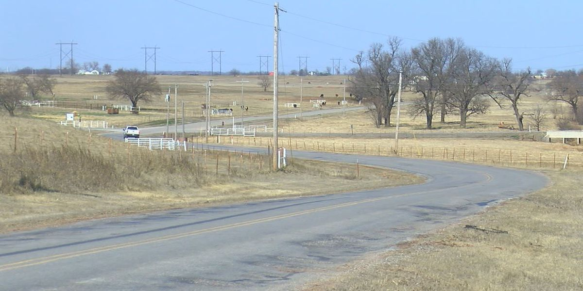 Construction to straighten S-curves on Trail Road in 2021