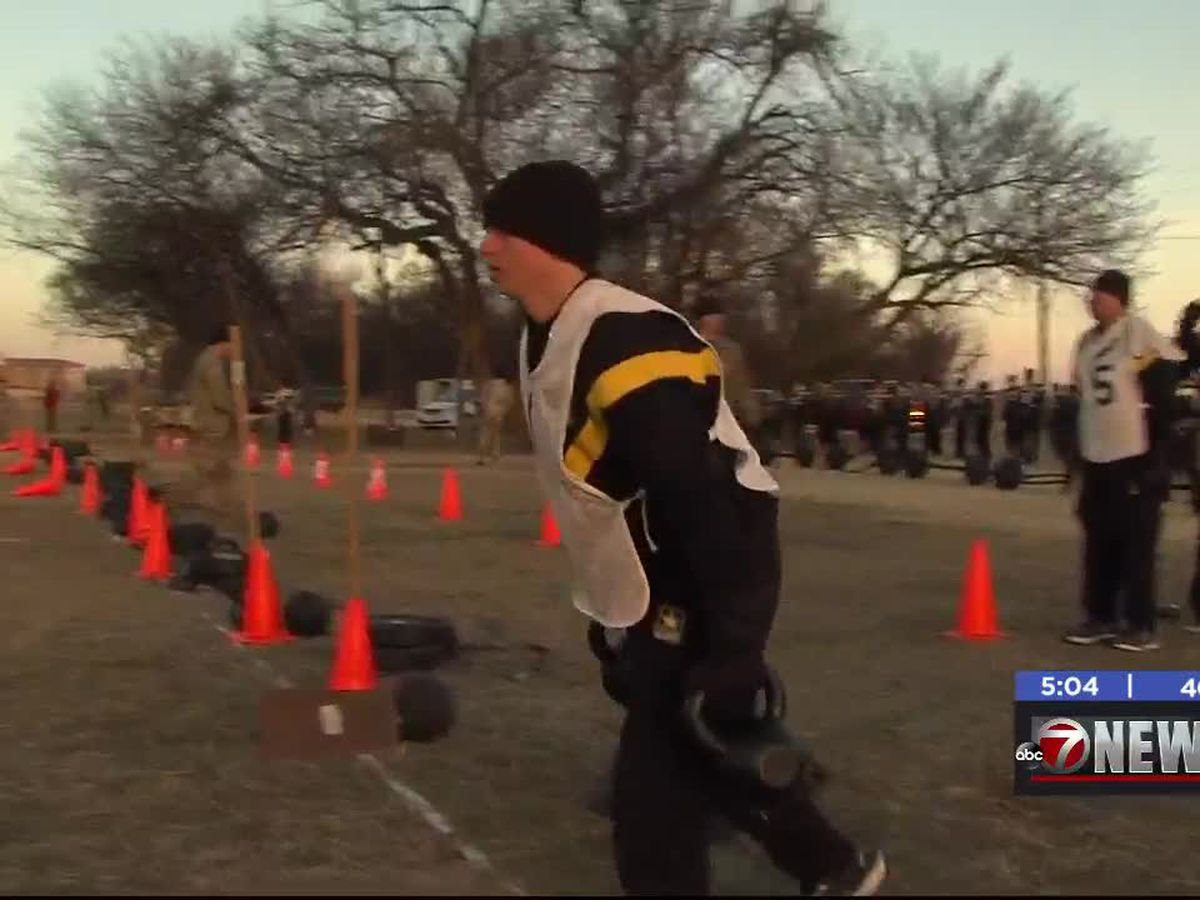 Fort Sill Basic Trainees part of pilot group participating in new Army Combat Fitness Test