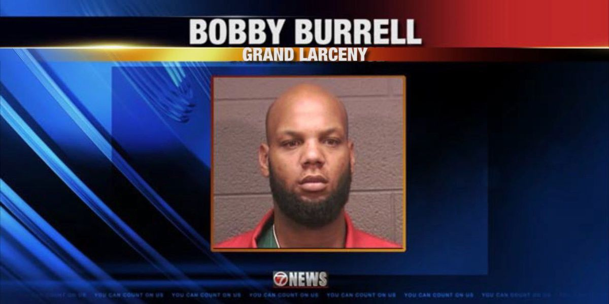 Lawton man charged with grand larceny