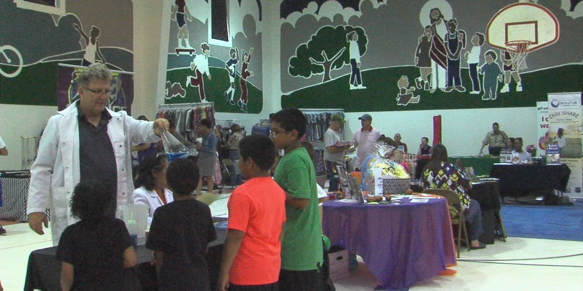 Back to school bash for students, parents