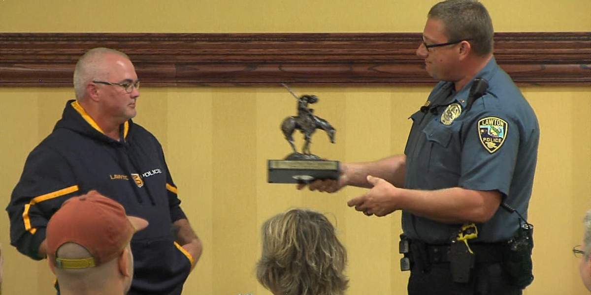 Detective Terry Quisenberry retires from LPD after 26 years