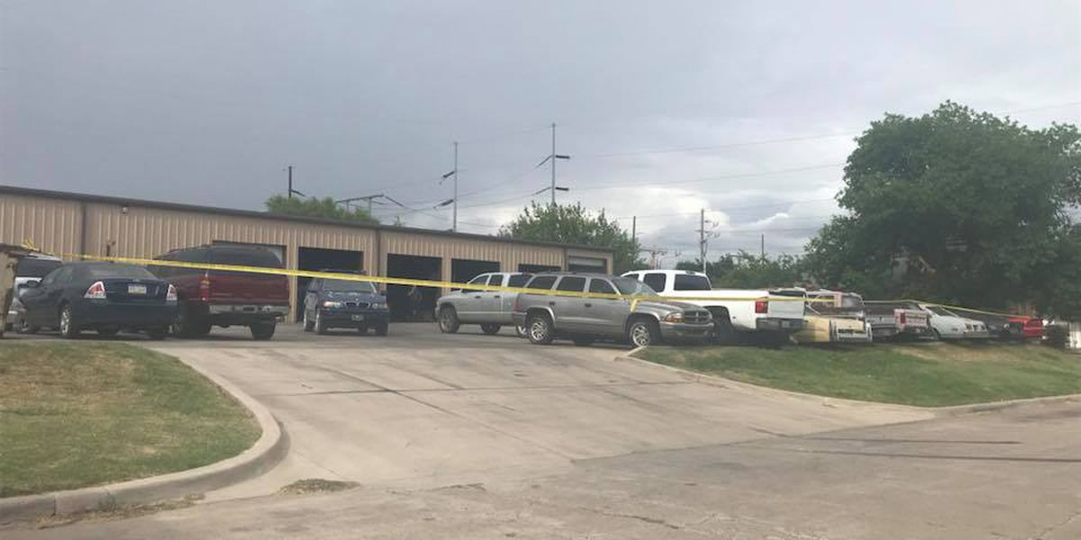 Police investigate shooting in Northwest Lawton