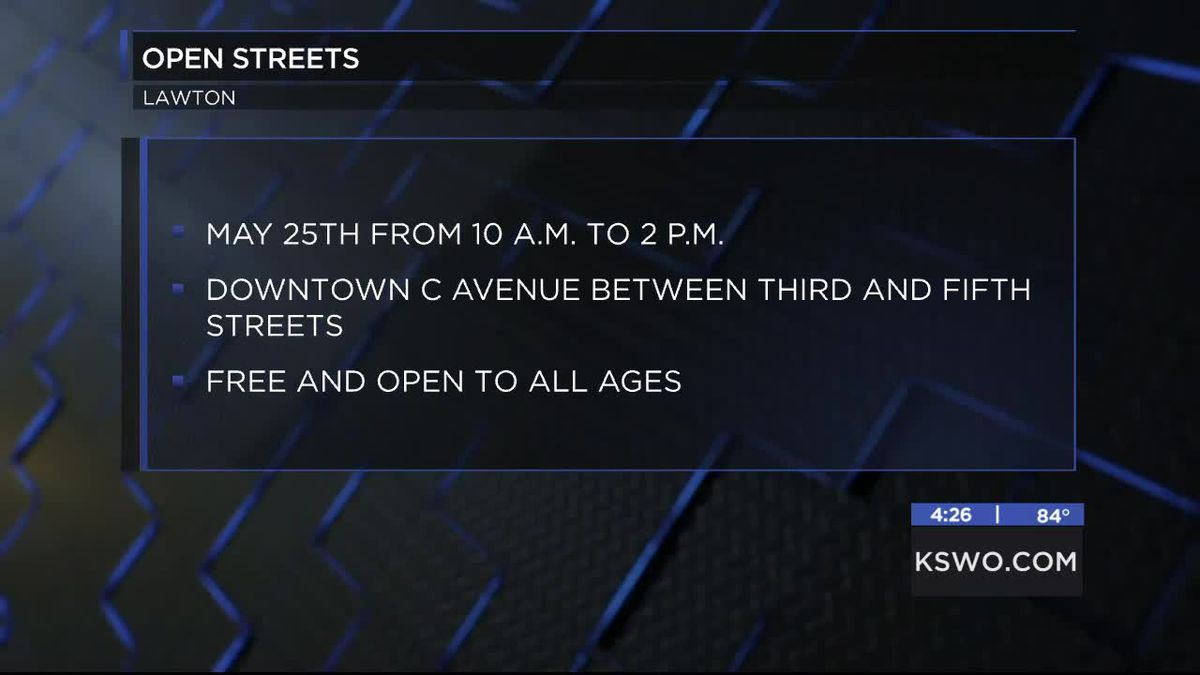 5th biannual Open Streets brings fun to C Avenue