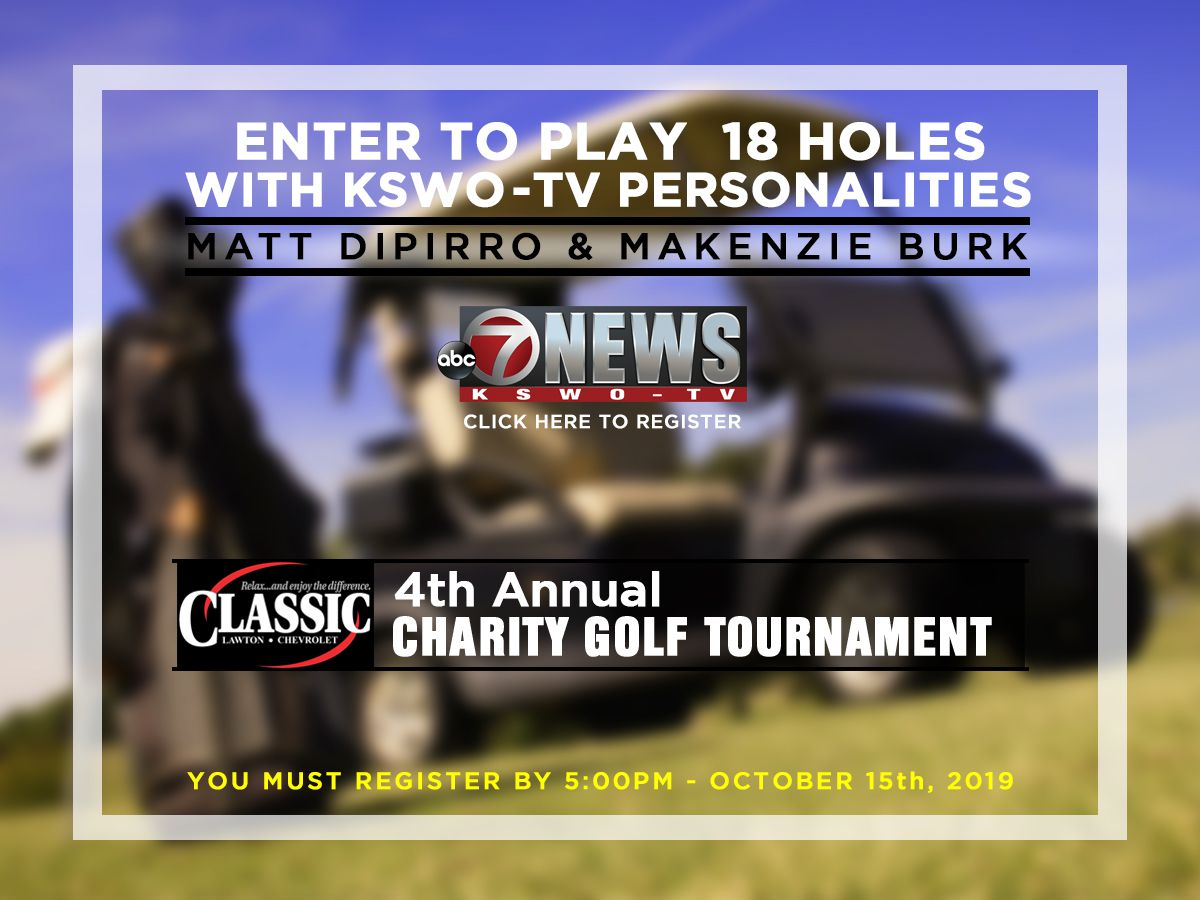 Enter to play golf with Makenzie and Matt for charity