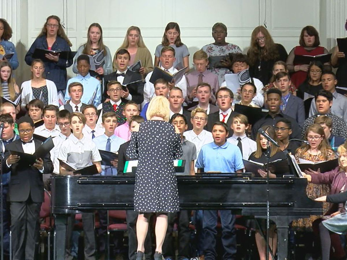 SWOK All-Region Honor Choirs