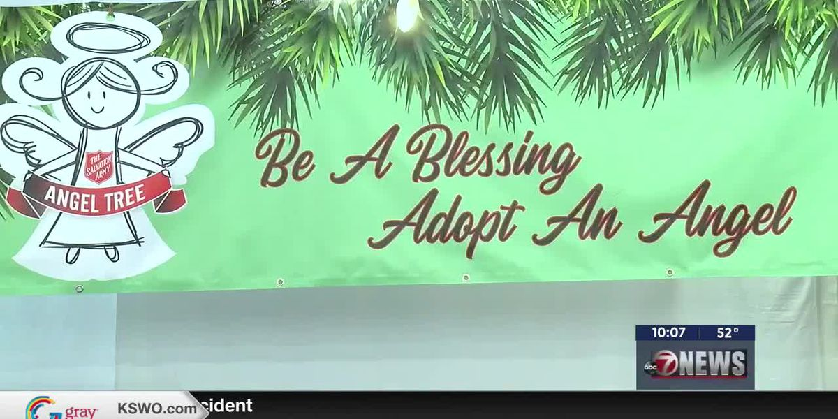 Salvation Army Angel Tree now calls the Walmart on Sheridan Rd. home