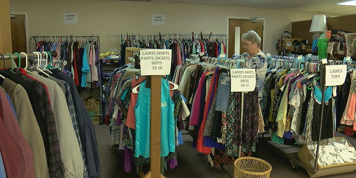 Lawton church holds giveaway for those in need