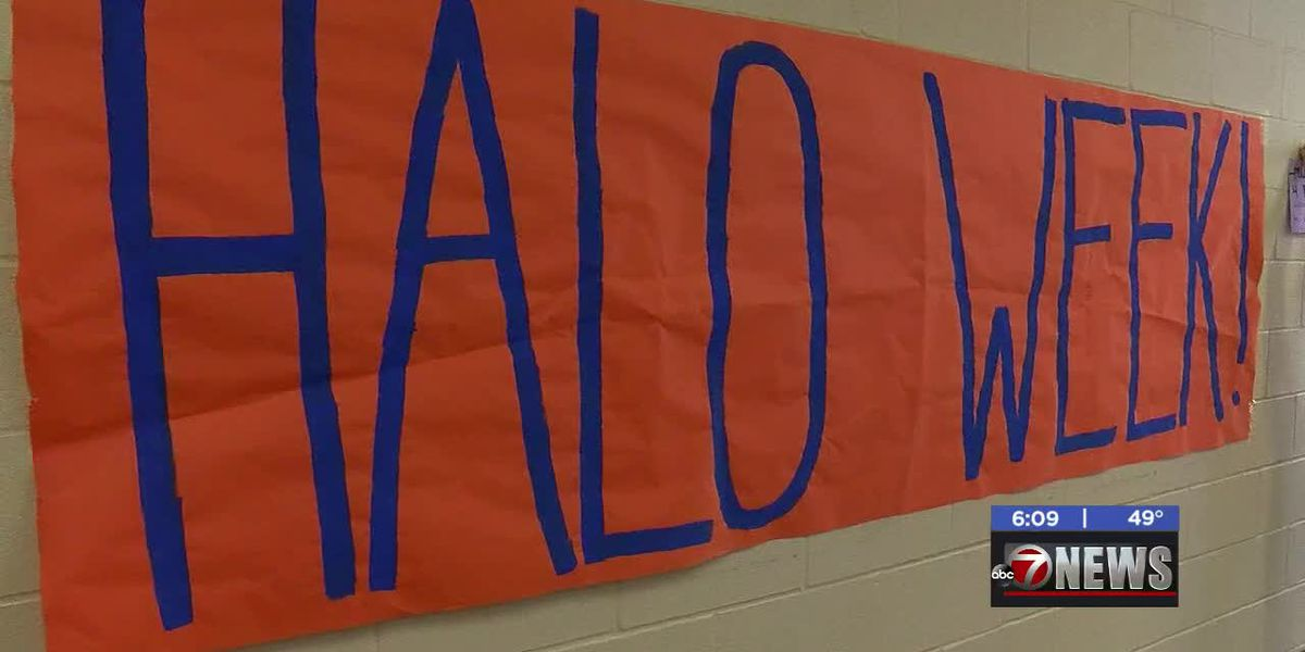 Duncan students raising money for good causes during 'HALO week'