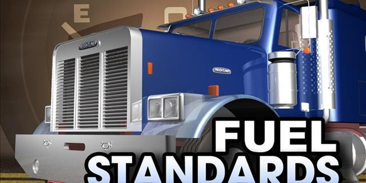 EPA proposes tougher fuel-efficiency standards for trucks