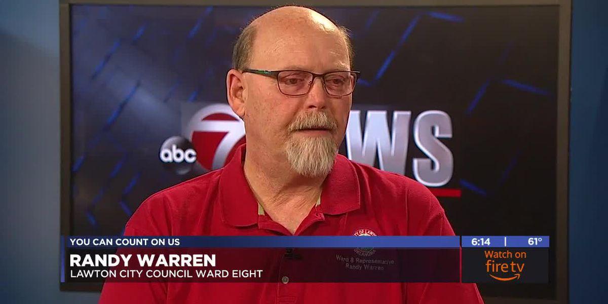 Lawton City Council Update: Randy Warren