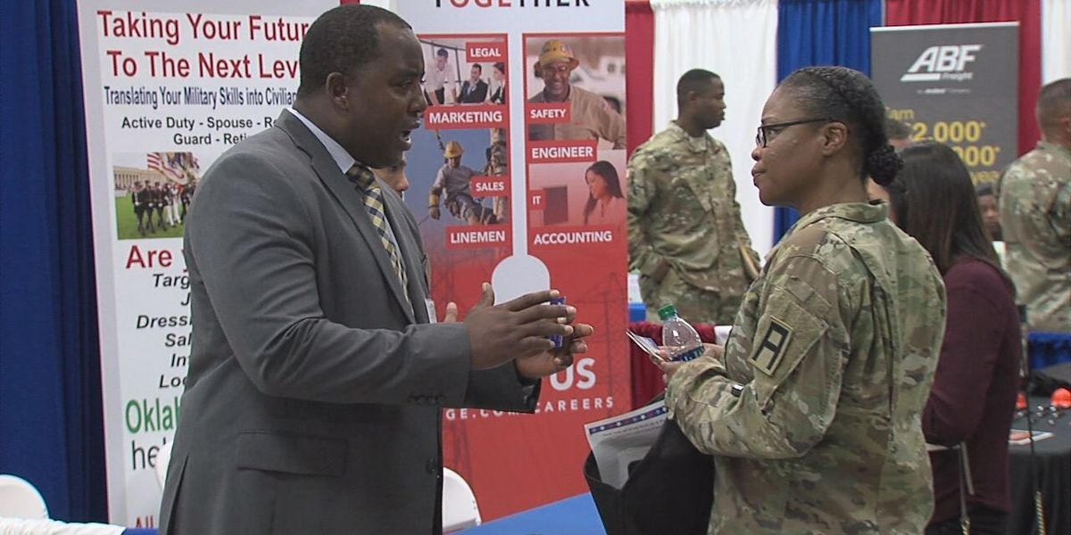 Hiring fair comes to Fort Sill