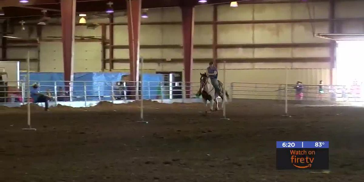 Grand National Horseman Association finals comes to Lawton