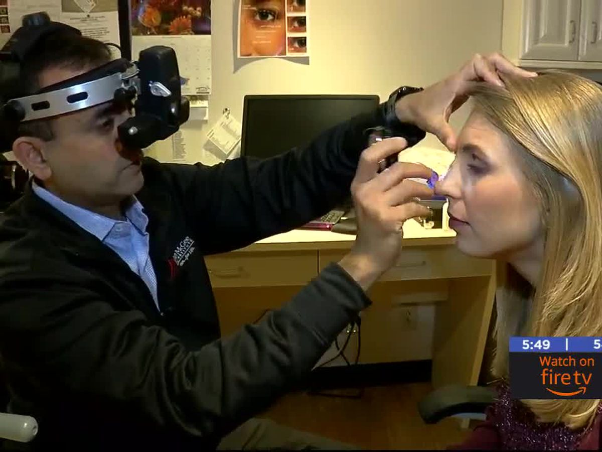 MedWatch: Complication of diabetes can lead to blindness
