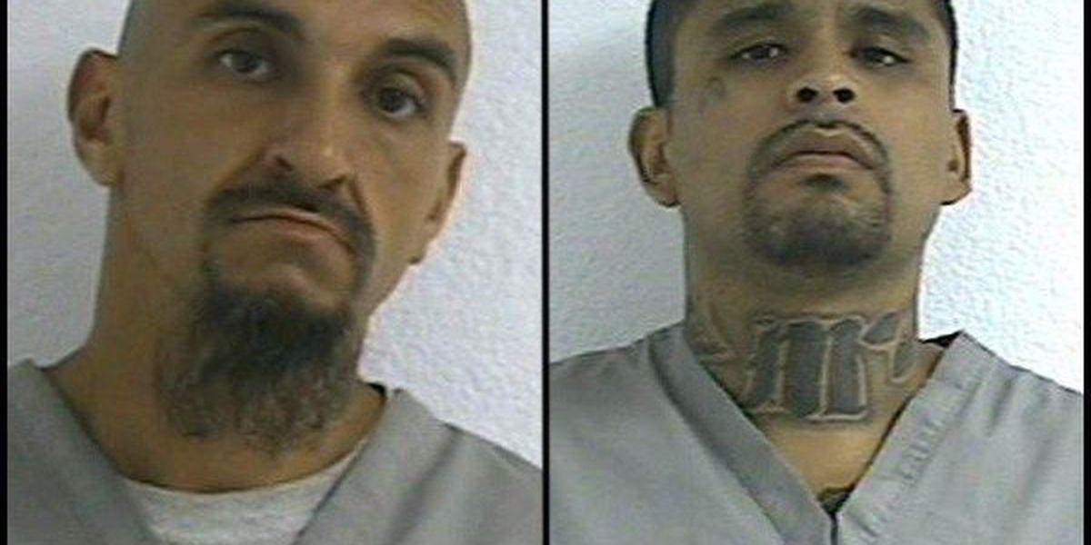 2 inmates from Vinita on the run