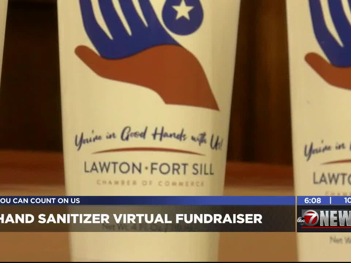 Chambers of Commerce hosting hand sanitizer fundraiser