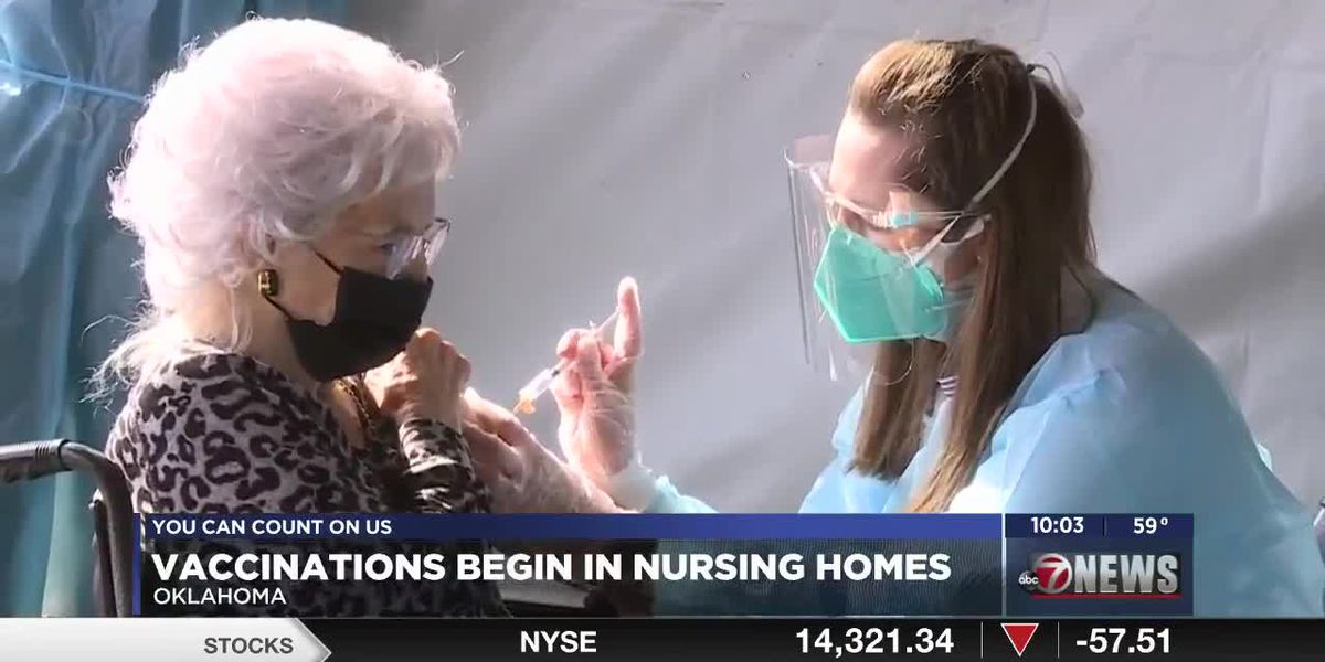 Stephens Co. facilities cautiously optimistic as vaccinations begin for nursing homes