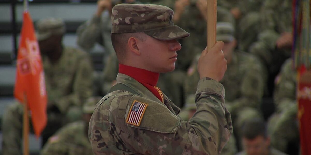 Fort Sill hosts color casting ceremony ahead of the 75th Field Artillery Brigade deployment
