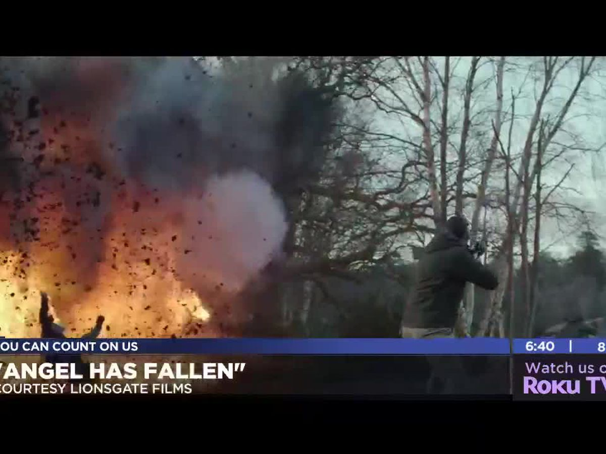 7News at the Movies: Angel Has Fallen and more