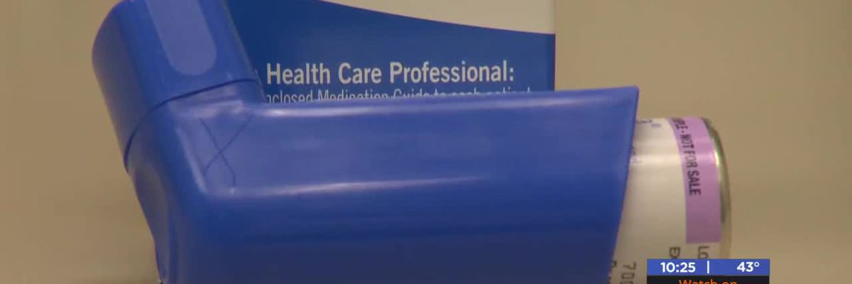 Medwatch: Oklahoma could have more asthma triggers than some other states