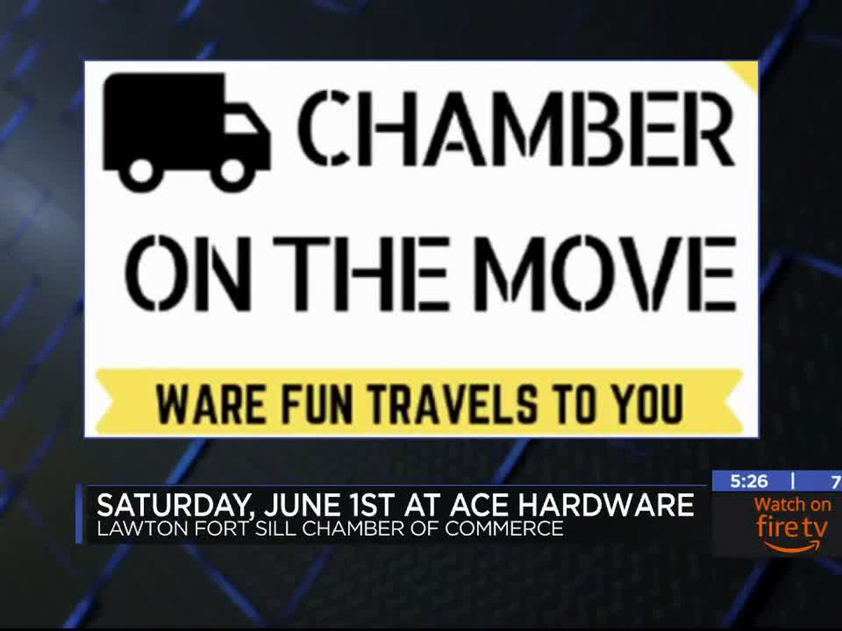 Lawton-Fort Sill Chamber of Commerce hosts Chamber on the Move event